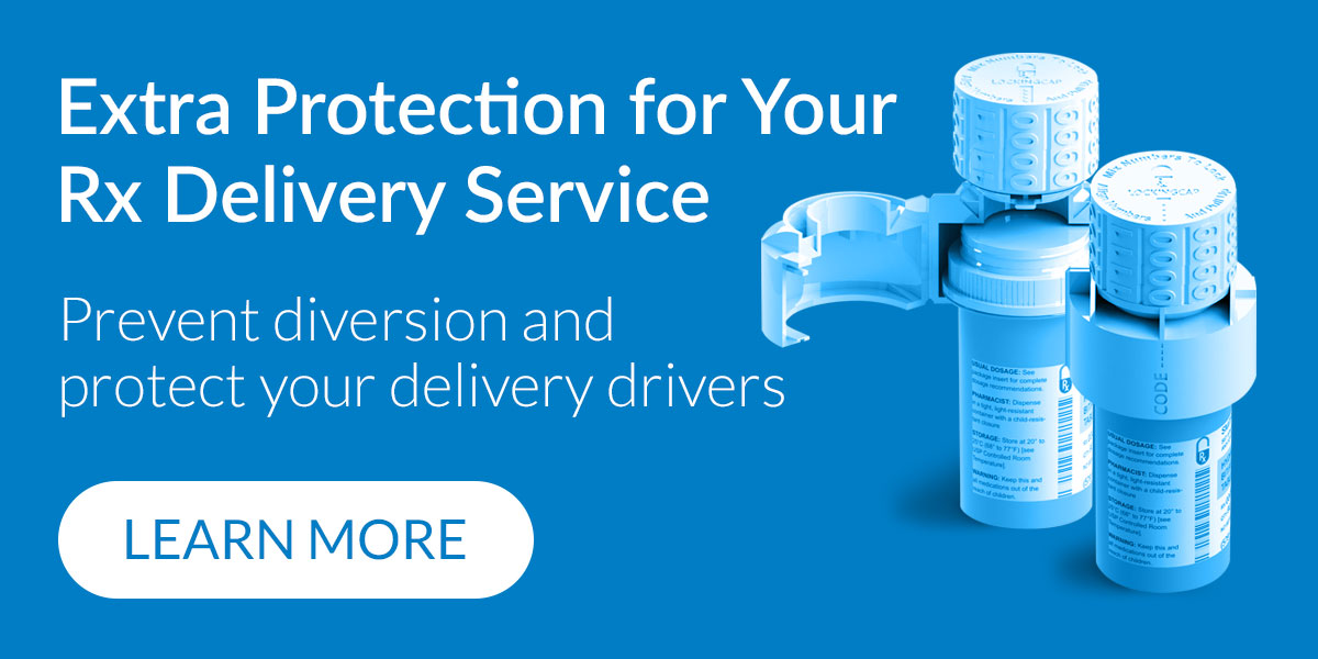Extra Protection for Rx Delivery Service CTA